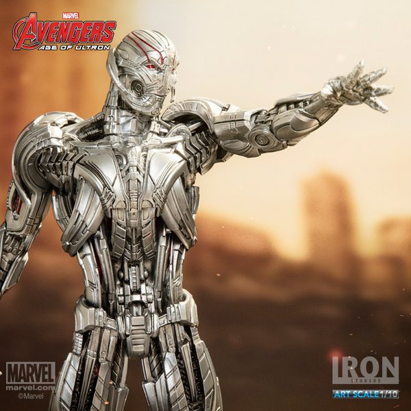Ultron – Avengers: Age of Ultron – 1/10 ArtScale – Iron Studios