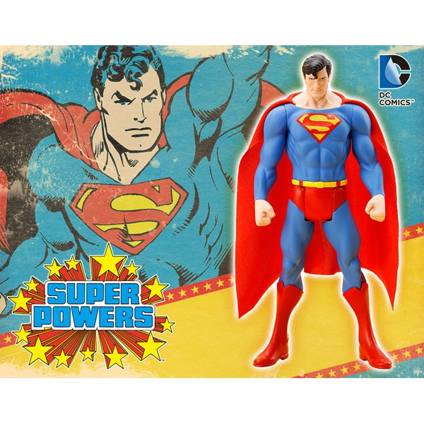 DC Comics: Classic Superman Super Powers ArtFX+ Statue