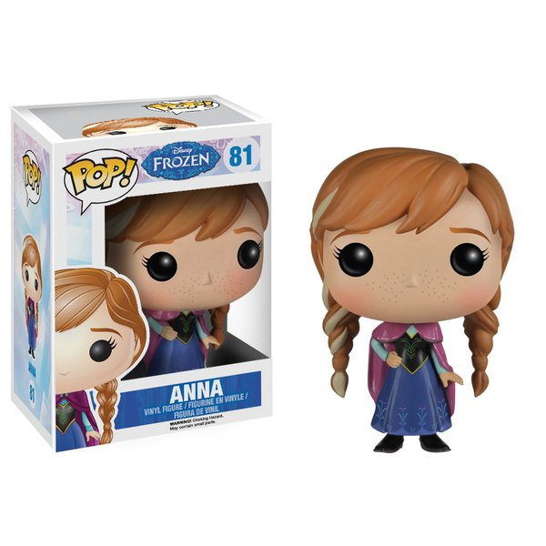 Disney: Frozen - Anna Pop! Vinyl