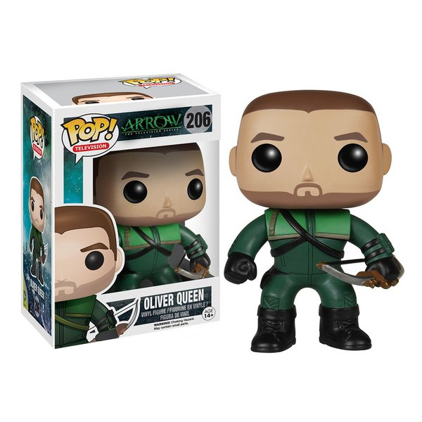 Arrow - Oliver Queen Pop! Vinyl