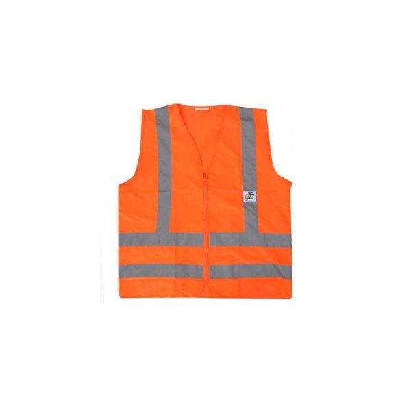 551e995015883 Colete Refletivo Laranja Fluorescente Vicsa