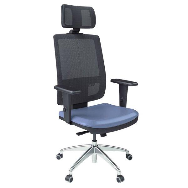 Cadeira Brizza Tela Presidente