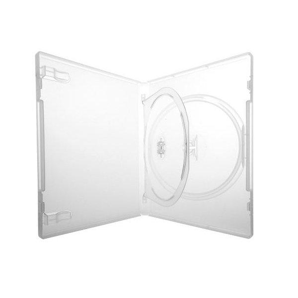 Estojo Amaray p/ Dvd Transparente c/100un.