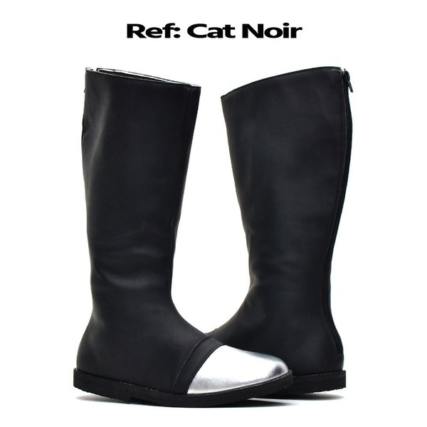 Bota Cosplay Cat Noir
