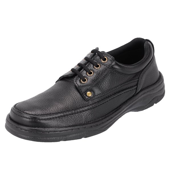 dad5e1cfd Sapato Masculino Galway em Couro Casual 2020 Preto | GALWAYCALCADOS