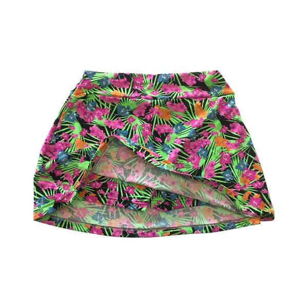 Shorts Saia Adulto Estampado
