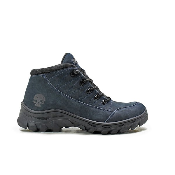 Bota Adventure Armata Cross - Marinho