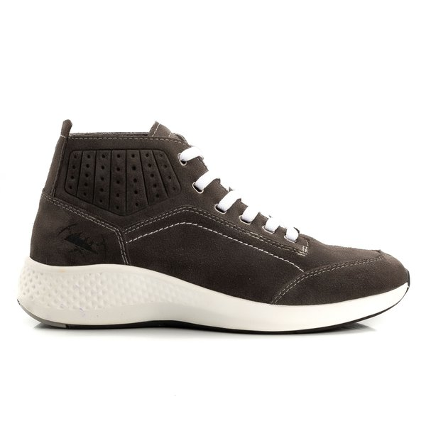 Tênis Jhon Boots Yeezy Sneakers Casual - Cinza