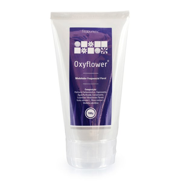 Oxyflower Gel Fisioquantic