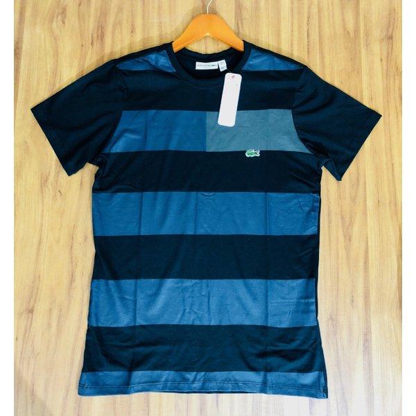 Camiseta Lacoste Estampada