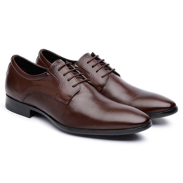 Sapato Social Mouro 6512