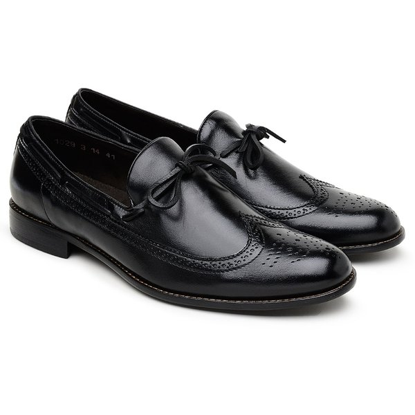 Oxford Scatamacchia Preto 1029