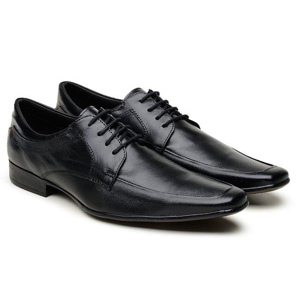 Sapato Social Preto 6212