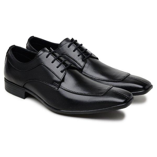 Sapato Social Preto 8515