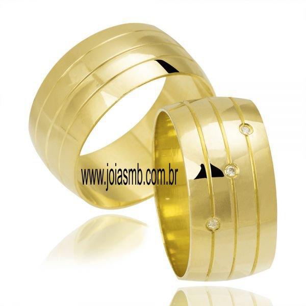 Alianças de Casamento Ipojuca 9,5mm