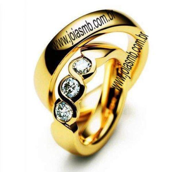 Alianças de Casamento Pindamonhangaba