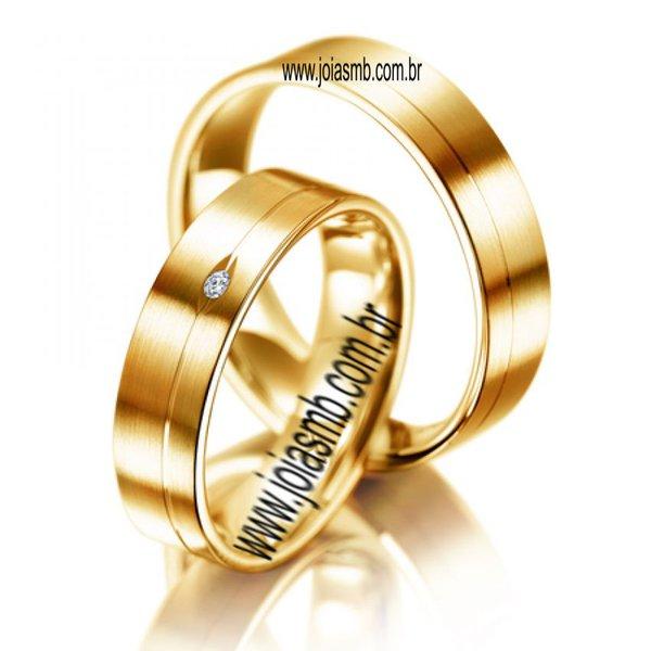 Alianças de Casamento Santa Rita