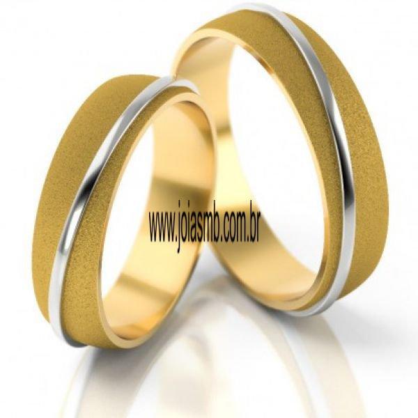 Alianças de Casamento Três Marias