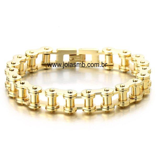 Bracelete de Ouro Maringa
