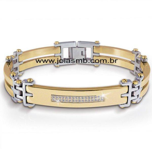 Bracelete de Ouro Porto Velho