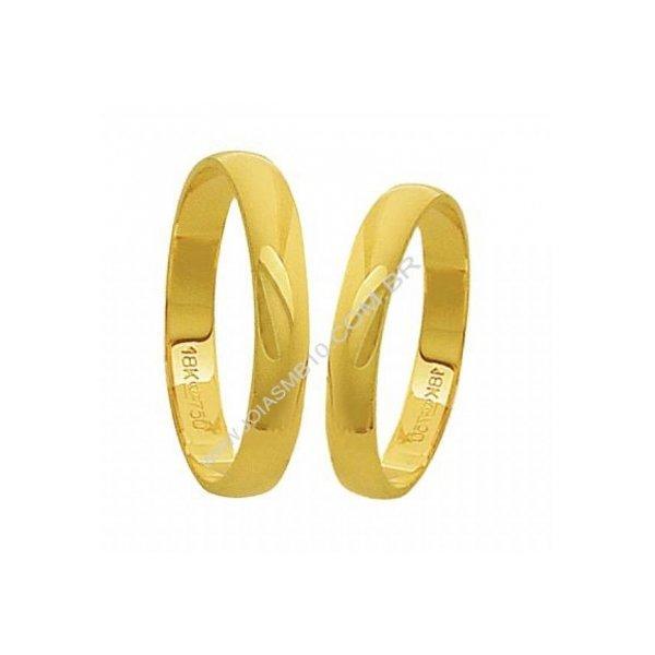 Alianças de Ouro Duque de Caxias 3,5mm