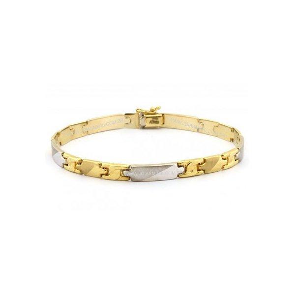 Bracelete de Ouro São Paulo