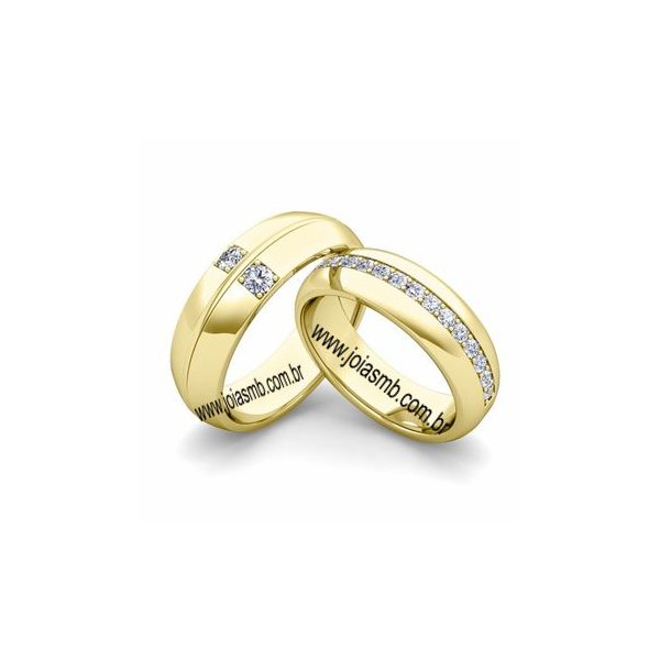 Alianças de Casamento Uberlândia