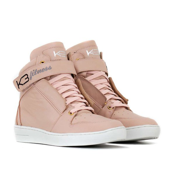 Sneaker Feminino K3 Fitness Stylish Rose