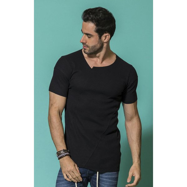 T-shirt Pargan Black
