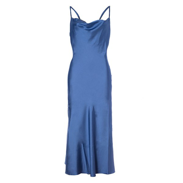 Colors - Sleep Dress Azul