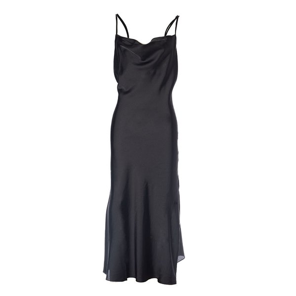 All Black - Sleep Dress Preto