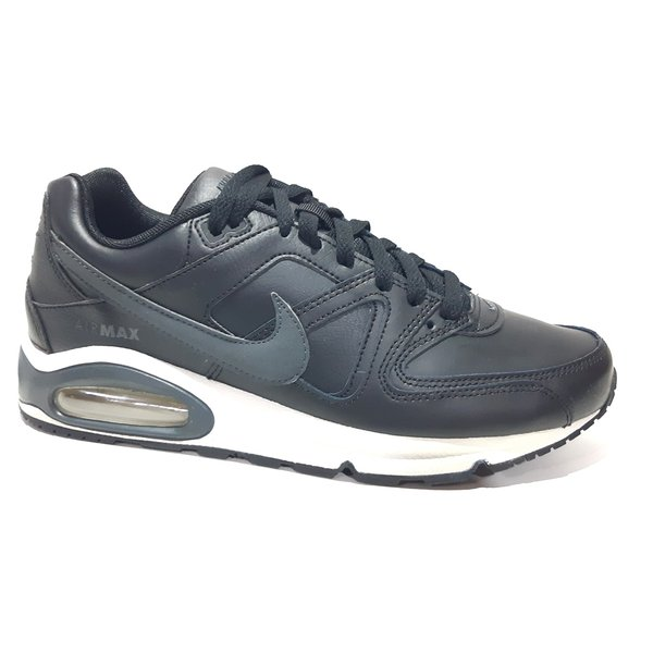 TENIS NIKE AIR MAX COMMAND LEATHER PRETO - 749760