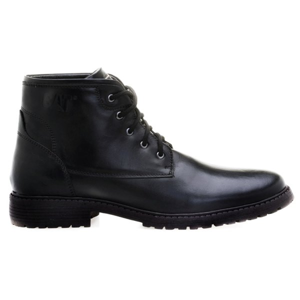 Bota Caterpillar Officer - Preto