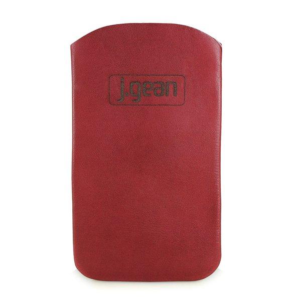 Porta Celular 100% Em Couro Rouge J.Gean