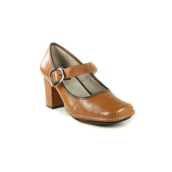 Sapato Em Couro Galeany Tamara J.Gean