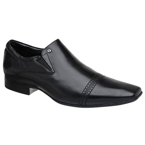 Sapato Social Jota Pe Preto Boss