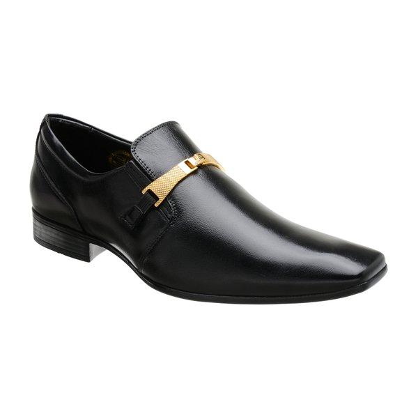 Sapato Social Jota Pe Preto Boss Gold