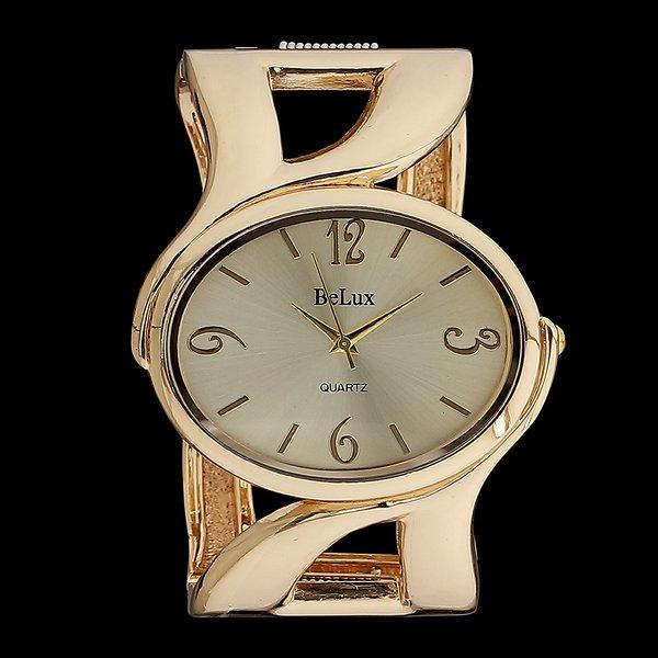 Relógio Feminino Bracelete Largo