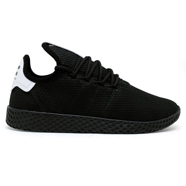 Tenis Adidas Pharrell Williams HU - Preto