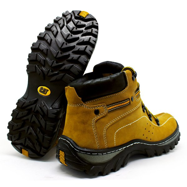 e5b72898 Bota Caterpillar Adventure - Milho | MIXTENIS.COM