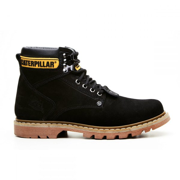 Bota Caterpillar Second Shift Boot - Preta