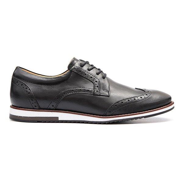 467823c22f Sapato Oxford Masculino Megane - Preto | NEVANO