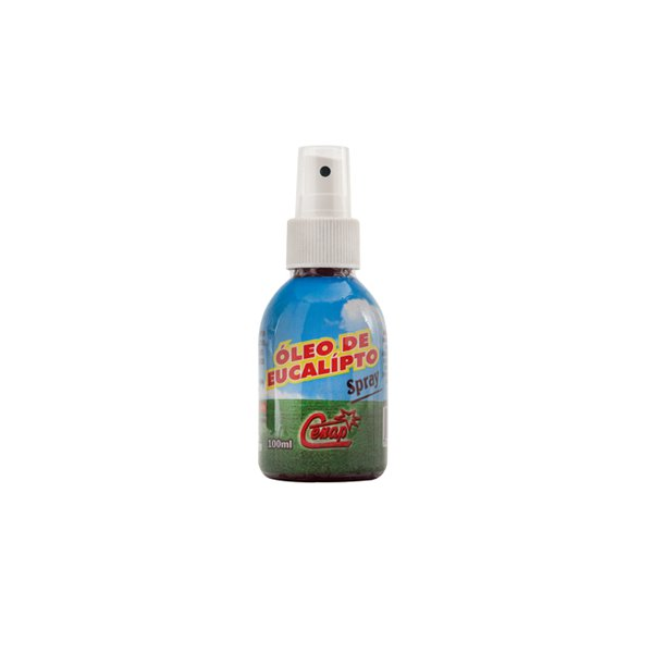 OLEO DE EUCALIPTO CENAP 100ML SPRAY