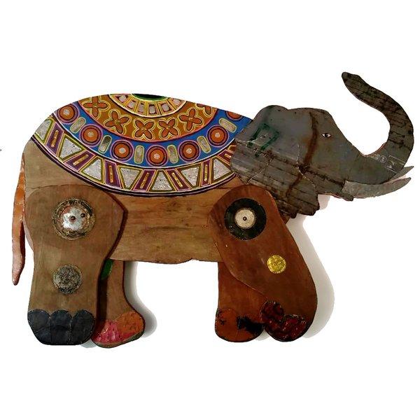 Painel Talha de Elefante