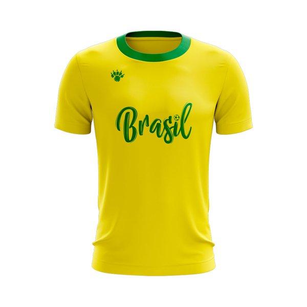 Camisa Torcedor Brasil