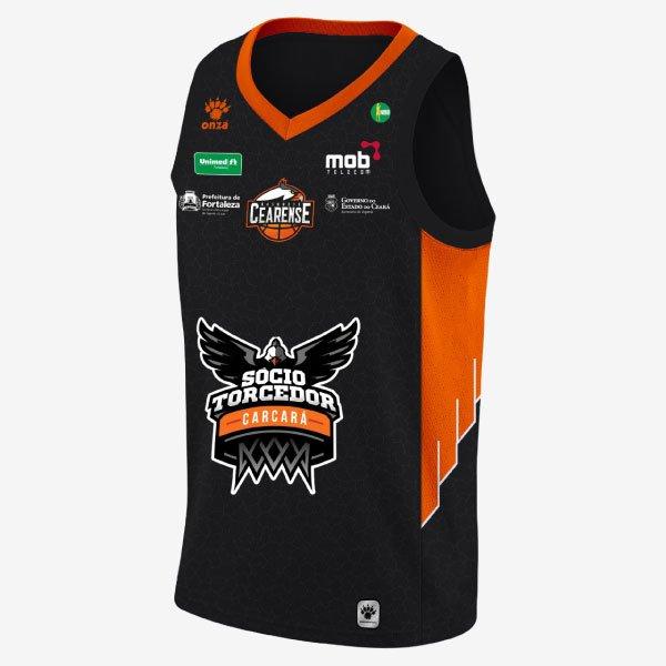 Camisa Basquete Cearense Uniforme 2