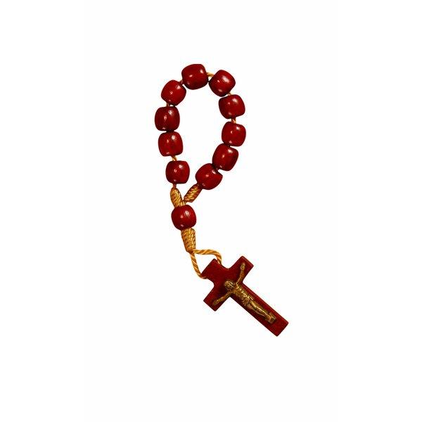 Dezena de Madeira com Cristo