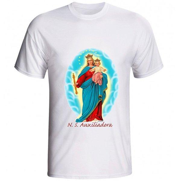 Camiseta de Nossa Senhora Auxiliadora