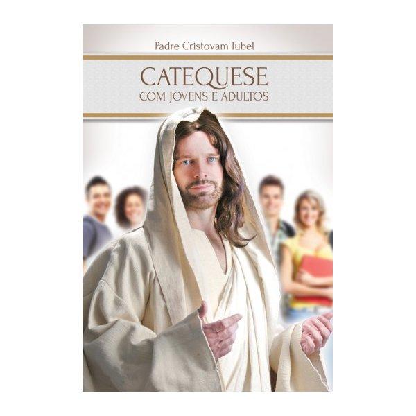Livro Manual de Catequese para Jovens e Adultos