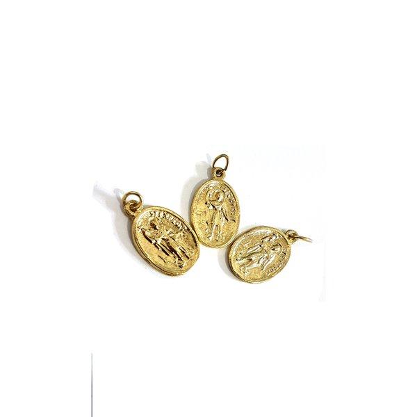 Medalha Dourada de Santo Expedito